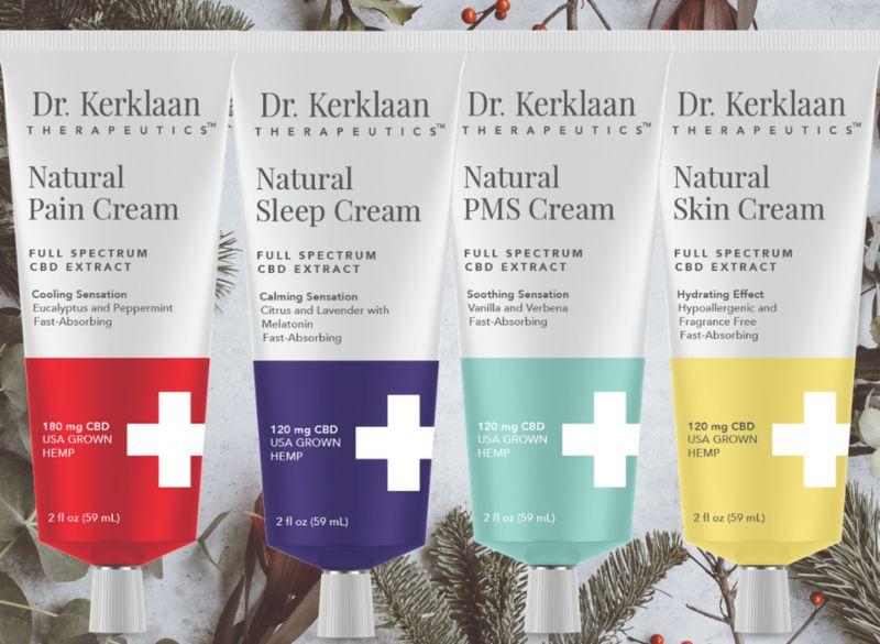 Natural CBD Pain Creams