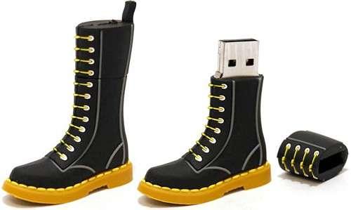 Hardcore Footwear USBs