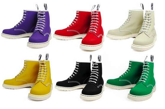 Skittled Boot Collections