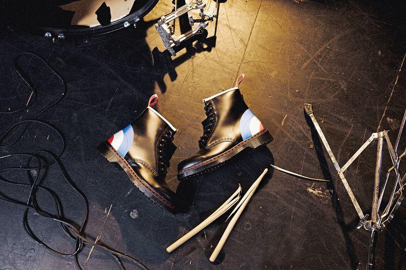 Iconic Brand-Celebrating Footwear