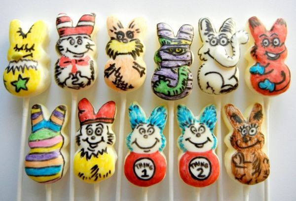 Children's Book-Inspired Easter Treats