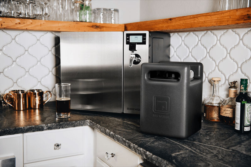 Smart Countertop Beer Systems