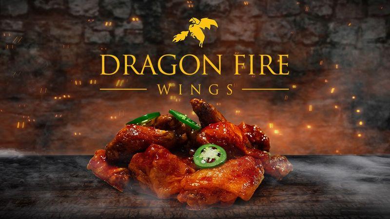 Fantasy Series Chicken Wings