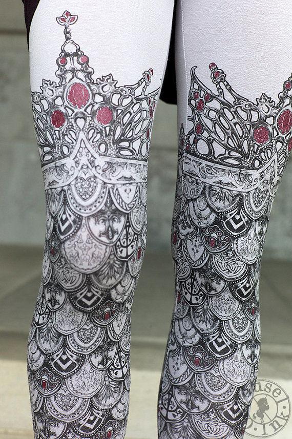 Whimsical Fairytale Leggings