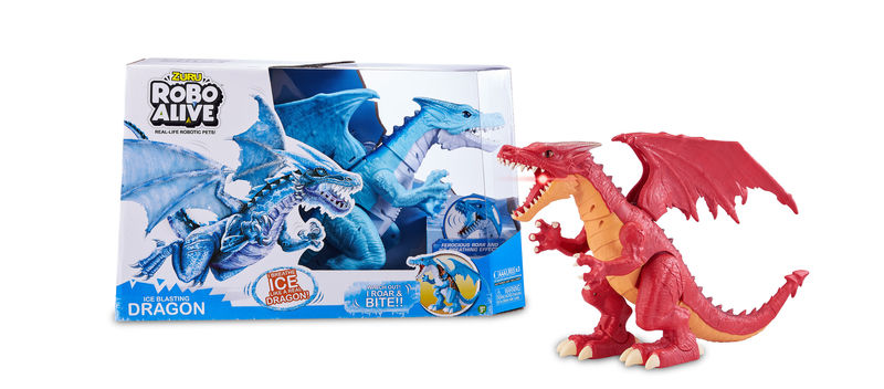 Elemental Dragon Toys