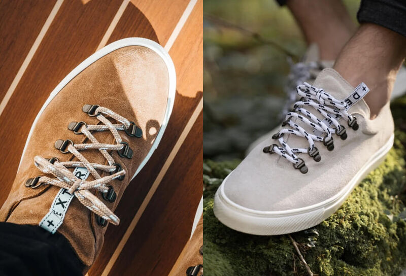 Hiking-Inspired Lifestyle Sneakers