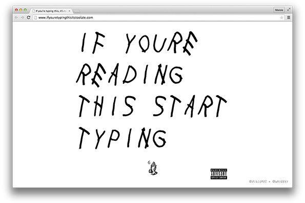 Interactive Rapper Fonts