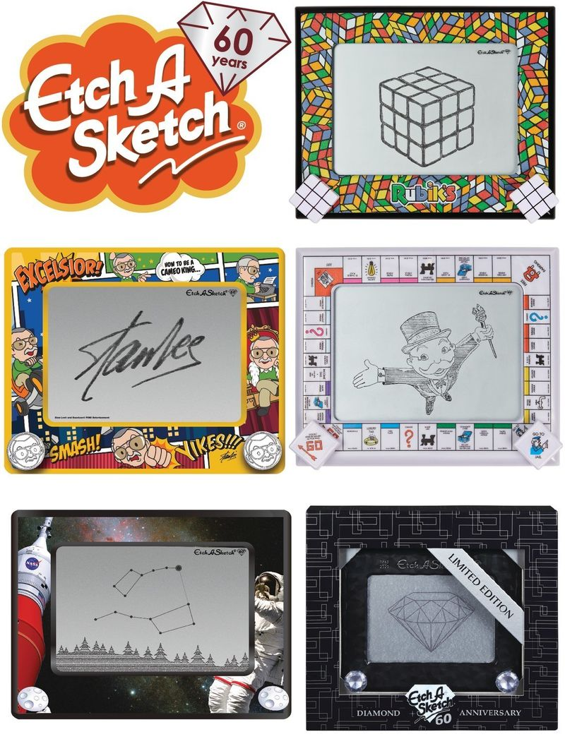 Special Edition Drawing Toys