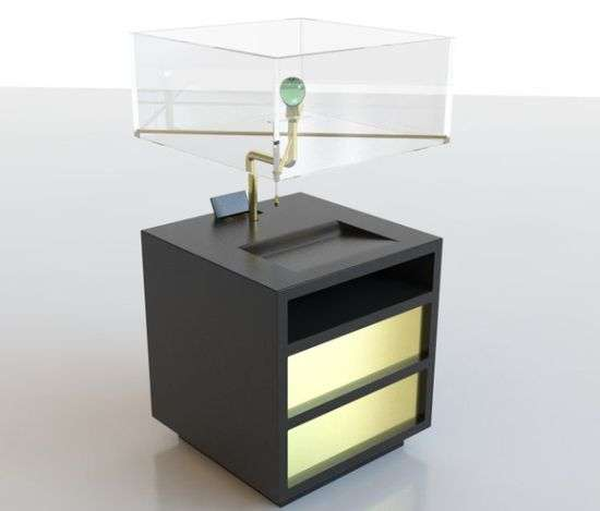 Drawer-Like Lamps