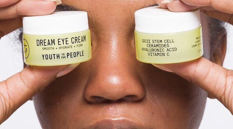 Plumping Vegan Eye Creams