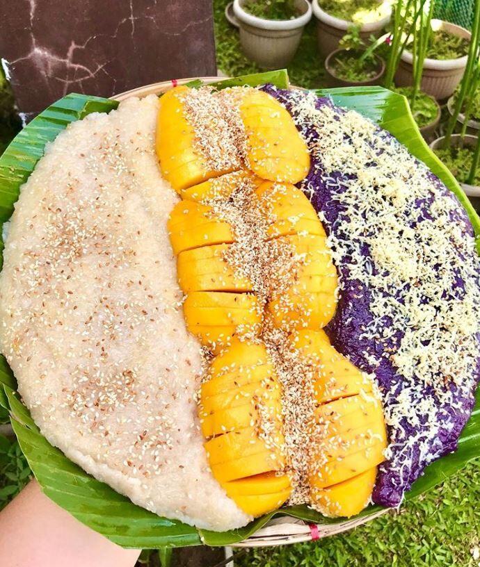Decadent Sticky Rice Desserts : Dream Foodie