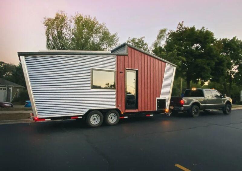 Eco Solar-Powered Tiny Homes