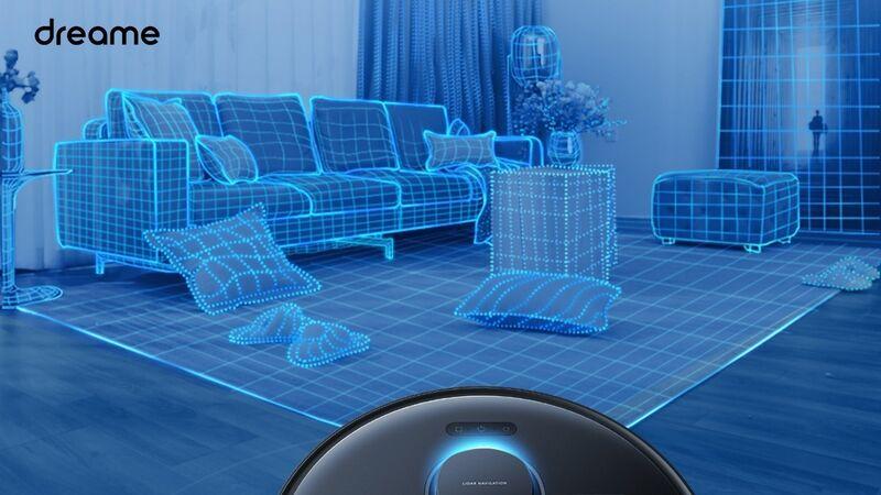 AI-Powered Robot Vacuums