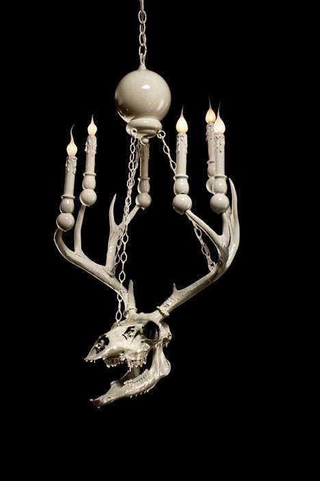 Anatomical Chandeliers