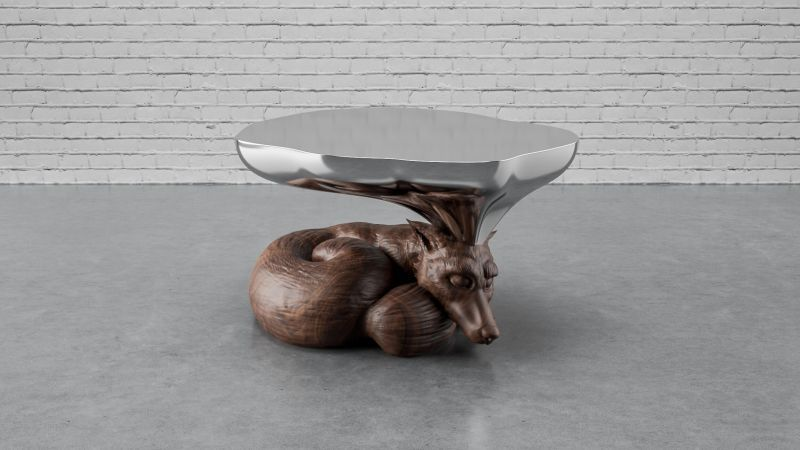 Whimsical Wildlife Tables