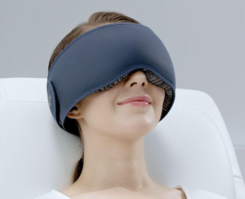 Light-Blocking Sleep Wearables