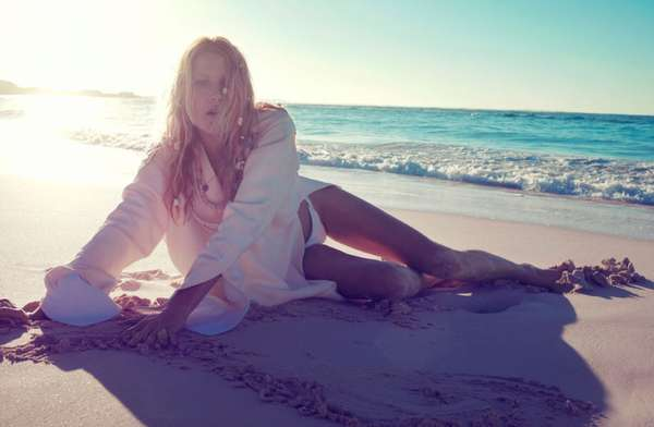 Beachy Bohemian Shoots