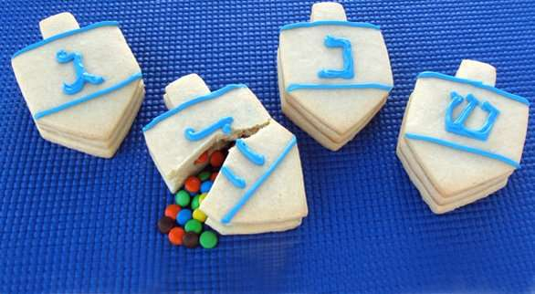 Hebrew Treasure Top Treats