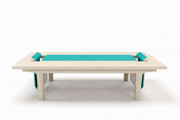 Contemporary Flexible Furniture