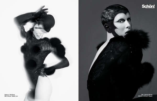 Dramatic Drag Editorials
