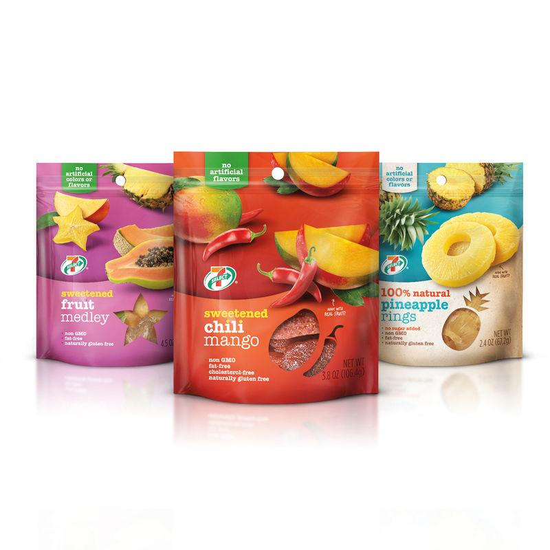 Convenience Store Fruit Snacks