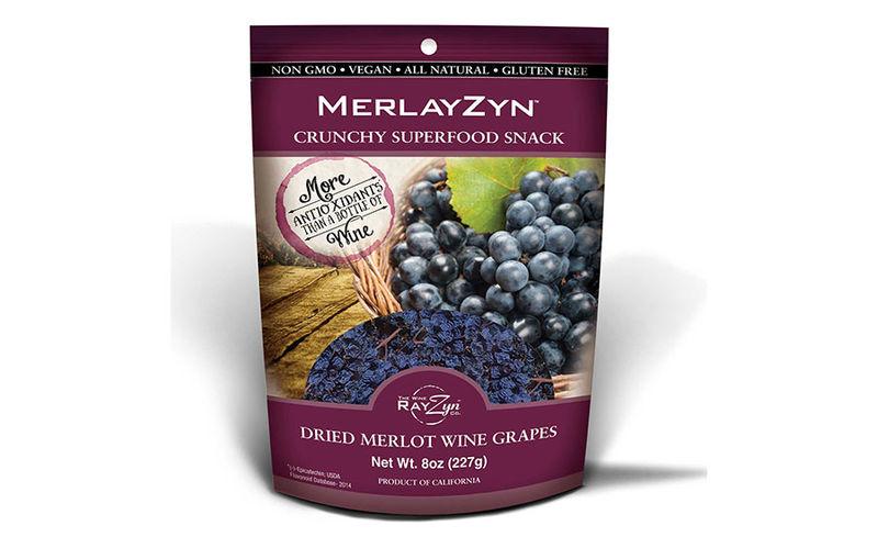 Crunchy Wine Grape Snacks