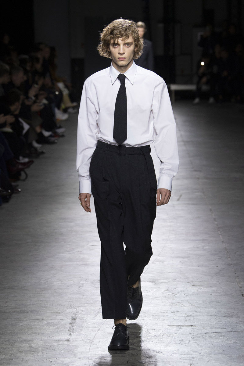 Chic Men's Fashion Presentations