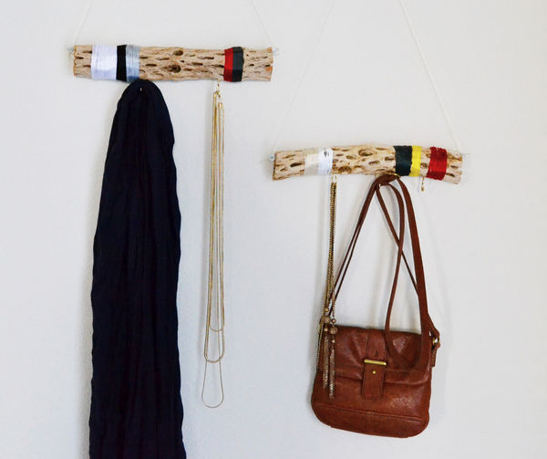 Chic Timber Hangers