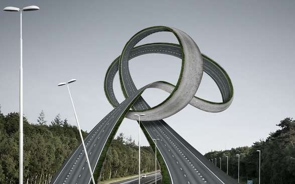 Pretzel Highways