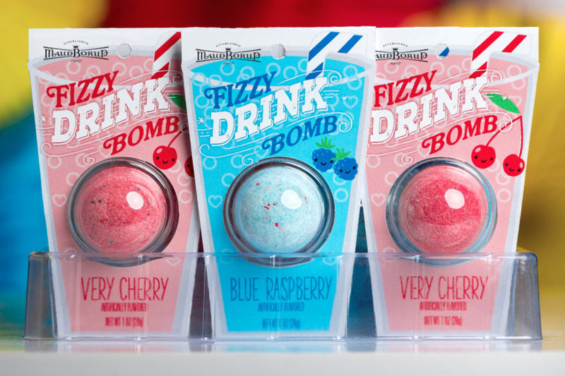Fizzy Drink Bombs