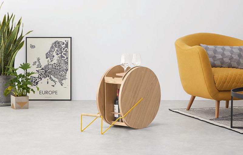 Round Drink Cabinet Designs