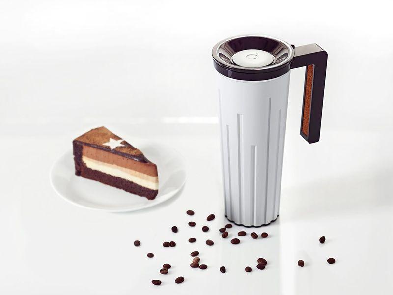 Self-Powered Smart Mugs
