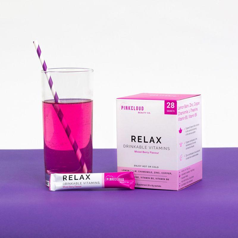 Soothing Drinkable Vitamins