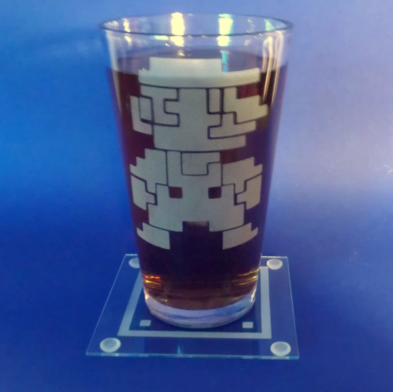 Gamified Character Glasses