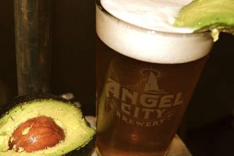 Avocado-Infused Beers