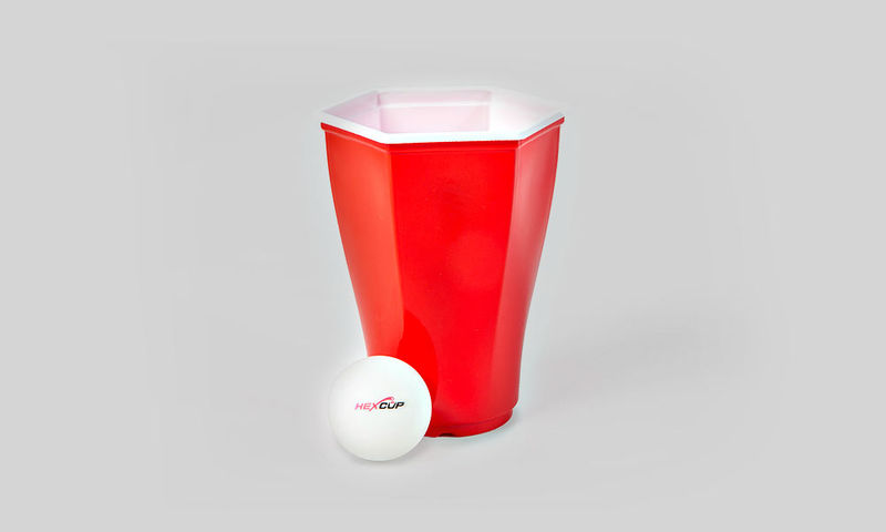 Hexagonal Drinking Game Cups