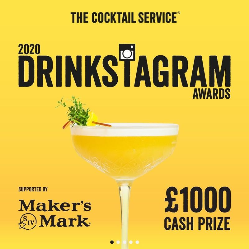 Social Media Cocktail Competitions
