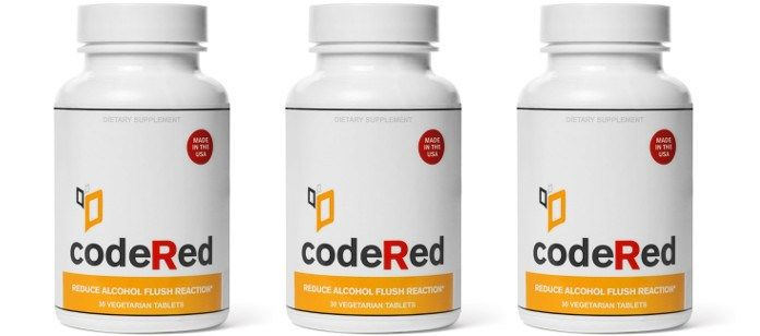 Alcohol Reaction Supplements