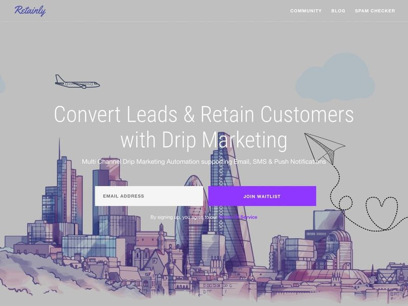 Automated Drip Marketing Services