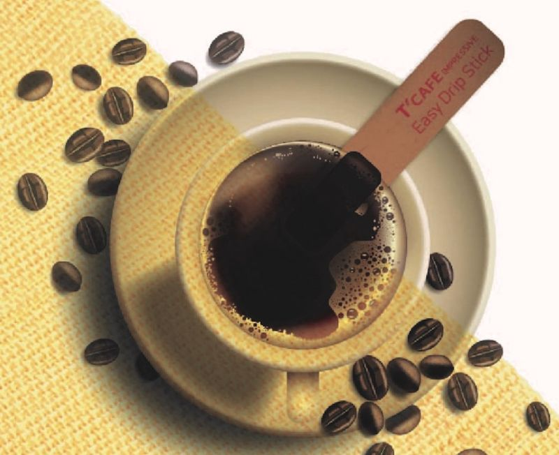 Stick-Based Coffee Brewers