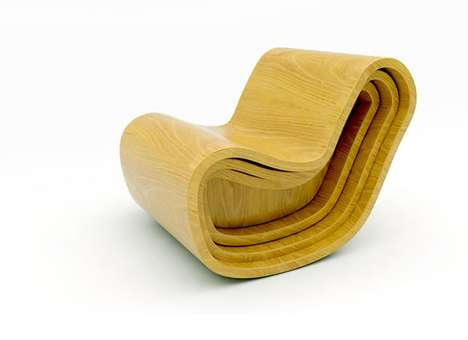 Organic Nestled Seats