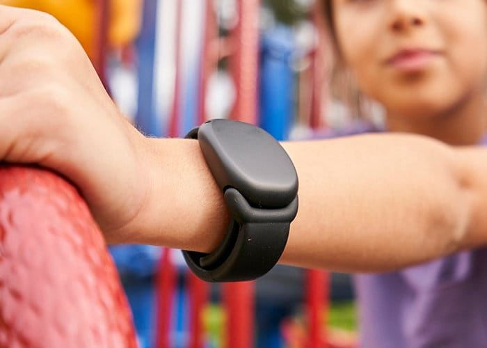 GPS Safety Tracker Wearables