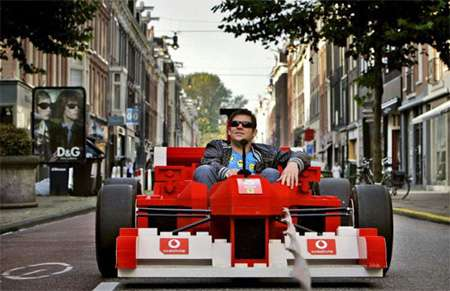 LEGO Formula 1 Cars