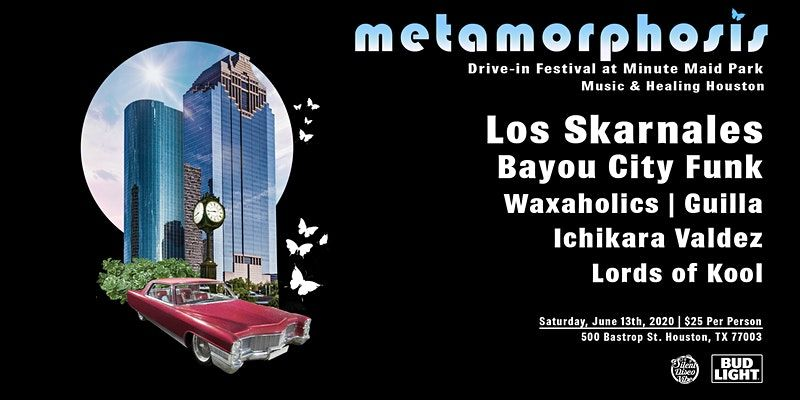 Drive-In Music Festivals