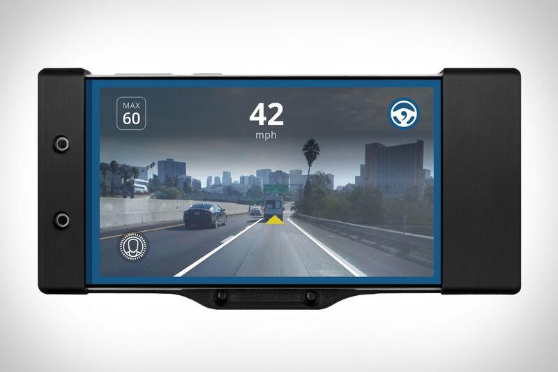 Autonomous Driver Assistance Devices