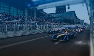 Electric Vehicle Racing Series