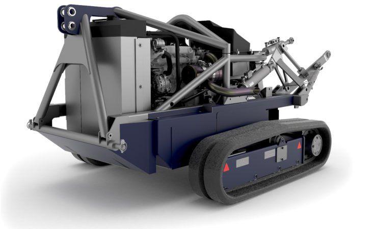 Autonomous Farming Tractors