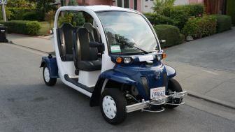 Autonomous Campus Shuttles