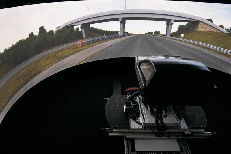 Nauseating Driving Simulators