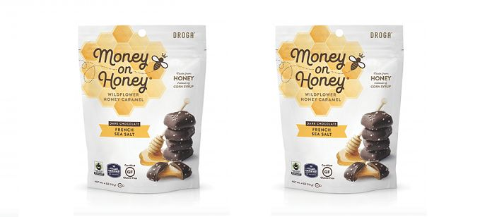 Wildflower Honey Caramel Chocolates